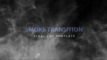 ترنزیشن دود برای فاینال کات پرو Smoke Transition