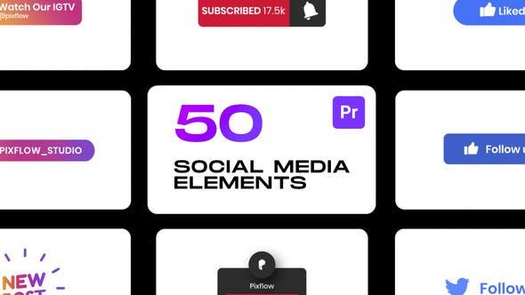 المان شبکه های اجتماعی برای پریمیر