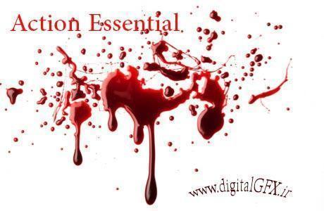 blood - Action Essential دانلودمجموعه ویدیوهای HD با موضوع خون