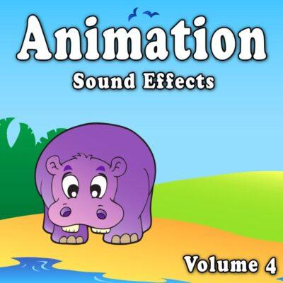 افکت صوتی انیمیشن4 Animation Sound Effects